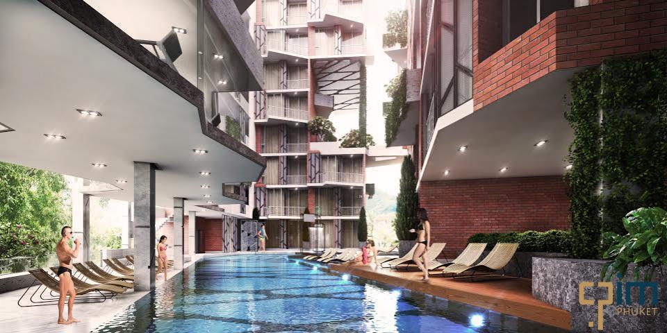 Apartments, 3br., 3 bath., swimming pool - Kathu